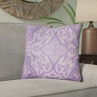 Libchava Floral Throw Pillow