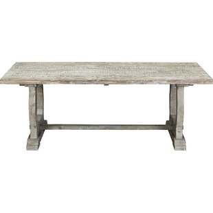 Domenic Mountain Dining Table Mistana