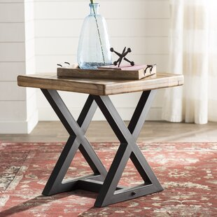 Hilltop End Table