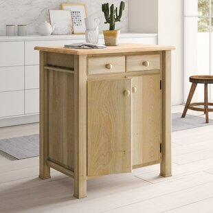 Lynn Kitchen Island Mistana
