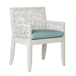 Mykonos Patio Dining Chair with Cushion