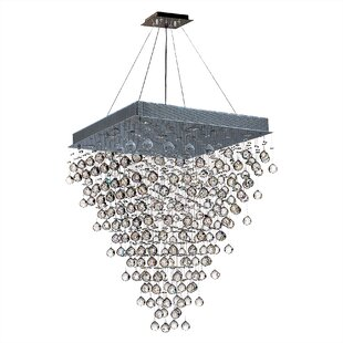Orren Ellis Leiker Contemporary 8-Light Chandelier