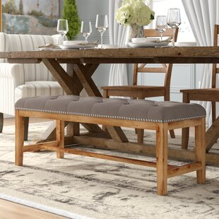 Geralynn Wood Bench by Birch Lane™ Heritage