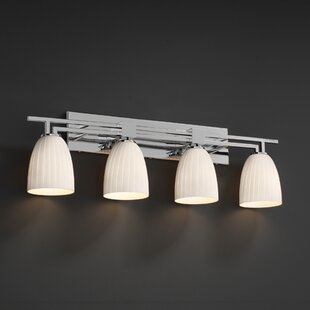 Francesco 4-Light Vanity Light by Brayden Studio
