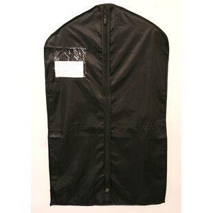 Suit and Dress Travel Garment Bag By Deluxe Comfort