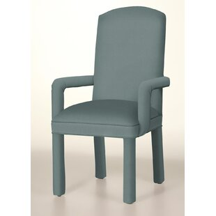 Crescent Upholstered Dining Chair by Sloa..