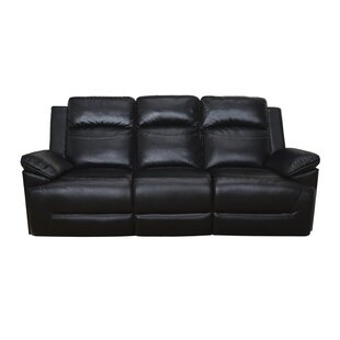 Jemima Reclining Sofa by Red Barrel Studio Savings