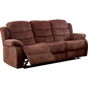 Hokku Designs Fergstein Reclining Sofa