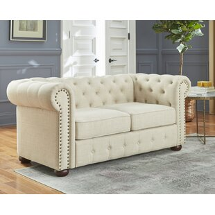 Champlin Chesterfield Loveseat