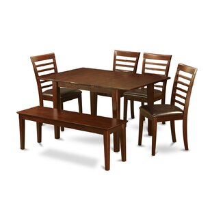 Lorelai 6 Piece Dining Set