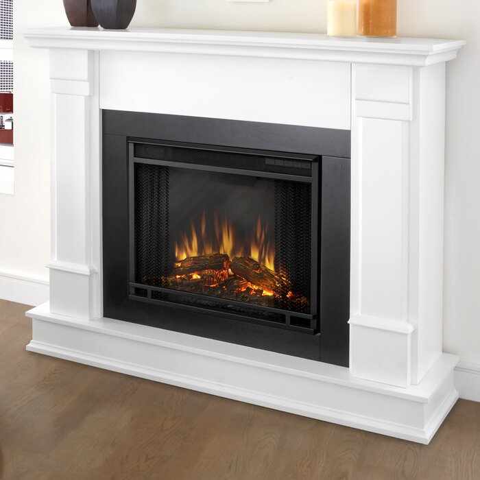 Merveilleux Silverton Electric Fireplace