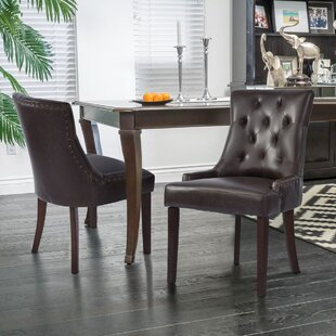 Corrigan Upholstered Dining Chair (Set of 2)