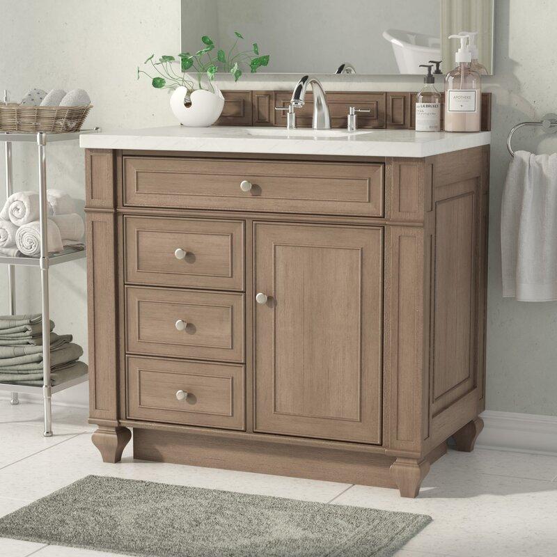 Lambrecht 36 Single Bathroom Vanity Set