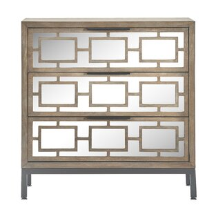 Hayworth 3 Drawer Accent Chest