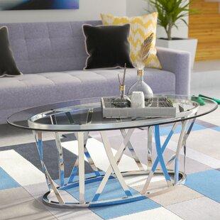 Orren Ellis Chu Coffee Table by Simmons Casegoods