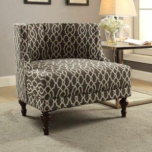 Laurence Slipper Chair by Alcott Hill