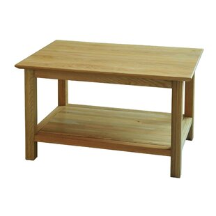 Marley Rectangular Coffee Table By Natur Pur