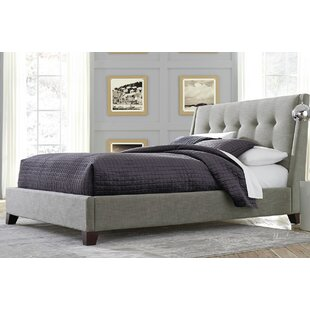 Mallen Upholstered Platform Bed by Brayden Studio
