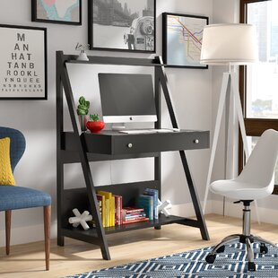Riddleville Other Leaning/Ladder Desk by Three Posts Coupon