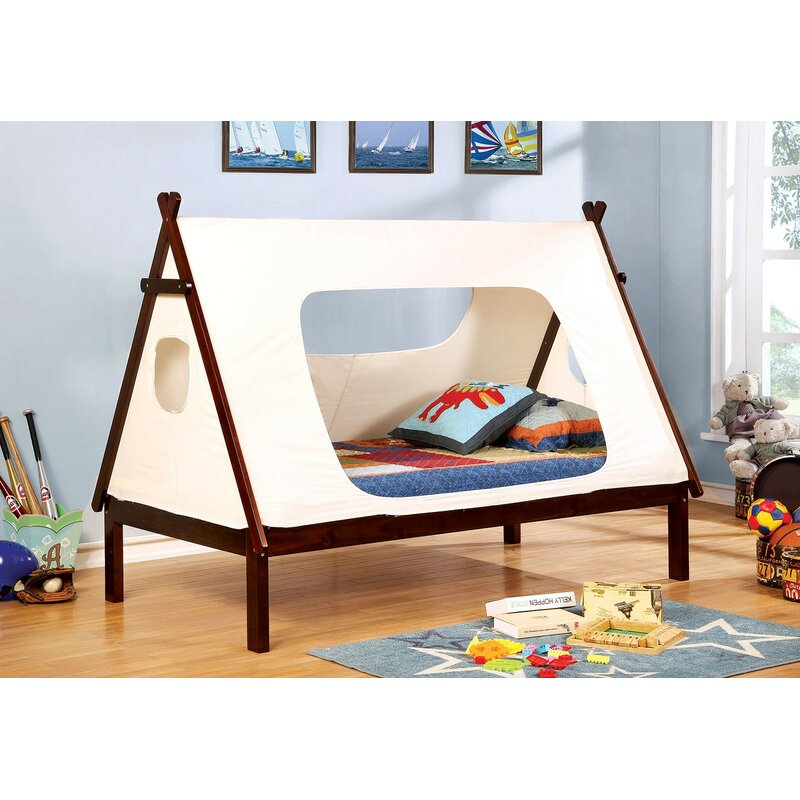 Zoomie Kids Georgetowna Twin Bed | Wayfair