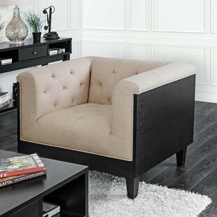 Fernwood Armchair by Darby Home Co