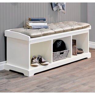 Epoch Design Brookwood Wood Storage Bench