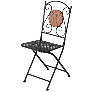 Charest Folding Patio Dining Chair