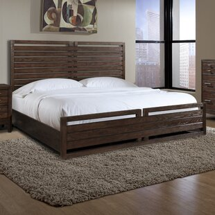 Hampton Platform Bed by Cresent Furniture
