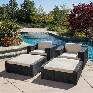 Home Loft Concepts Ventura 4 Piece Lounge..