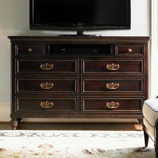 Royal Kahala 8 Drawer Double Dresser