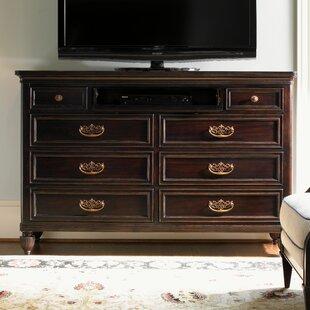 Royal Kahala 8 Drawer Double Dresser