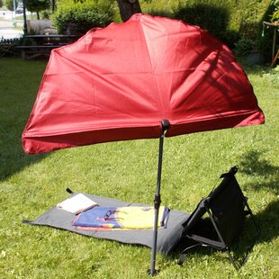 Sunscreen 0.4m Beach Parasol By Holly