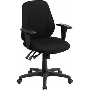Symple Stuff Kruger Mid-Back Ergonomic Office Chair
