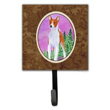 Basenji Wall Hook by Caroline's Treasures
