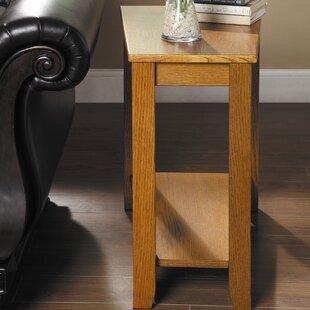 Turley Chairside Table by Latitude Run
