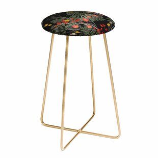Iveta Abolina Citlali Night 30 Bar Stool East Urban Home