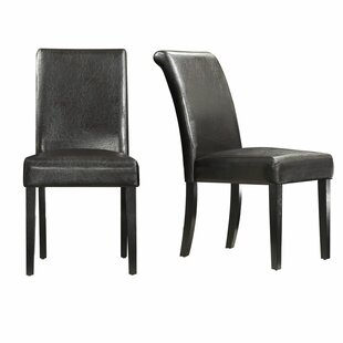 Online Reviews Gault Upholstered Dining Chair (Set of 2) By Alcott Hill