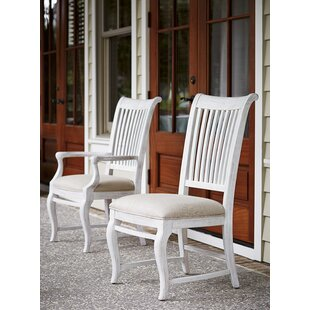 Dogwood Arm Chair (Set of 2) by Paula Deen Home