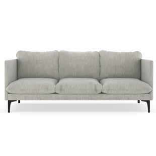 Orren Ellis Scheller Twilled Weave Sofa