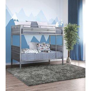 Rutkowski Twin Over Twin Bunk Bed by Zoomie Kids