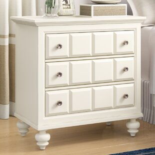 Champigny 3 Drawer Bachelor's Chest by Birch Lane™ Heritage