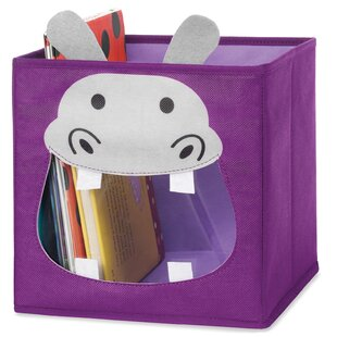 Charmant Hippo Collapsible Folding Storage Cube