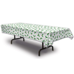 Holly Tablecloth