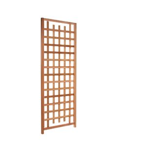 All Things Cedar Western Red Cedar Lattice Panel Trellis