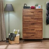 Millhouse 5 Drawer Dresser by Ivy Bronx