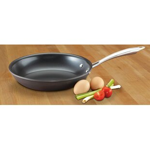 Green Gourmet Hard-Anodized Non-Stick Skillet