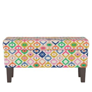 Derrell Wood Storage Bench