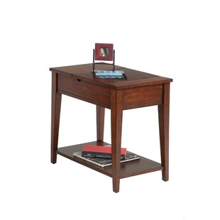 Tiverton End Table by Alcott Hill