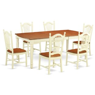 Pimentel Modern 7 Piece Dining Set