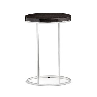 Elijah Oval End Table